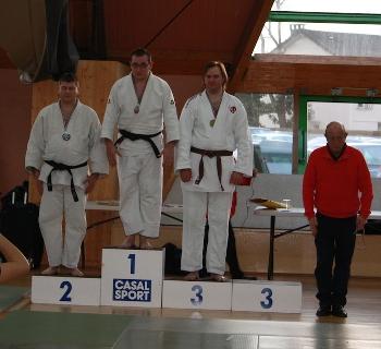Jean-Marc Pace 2ème (qualifié pour les demi-finales des Championnats de France)