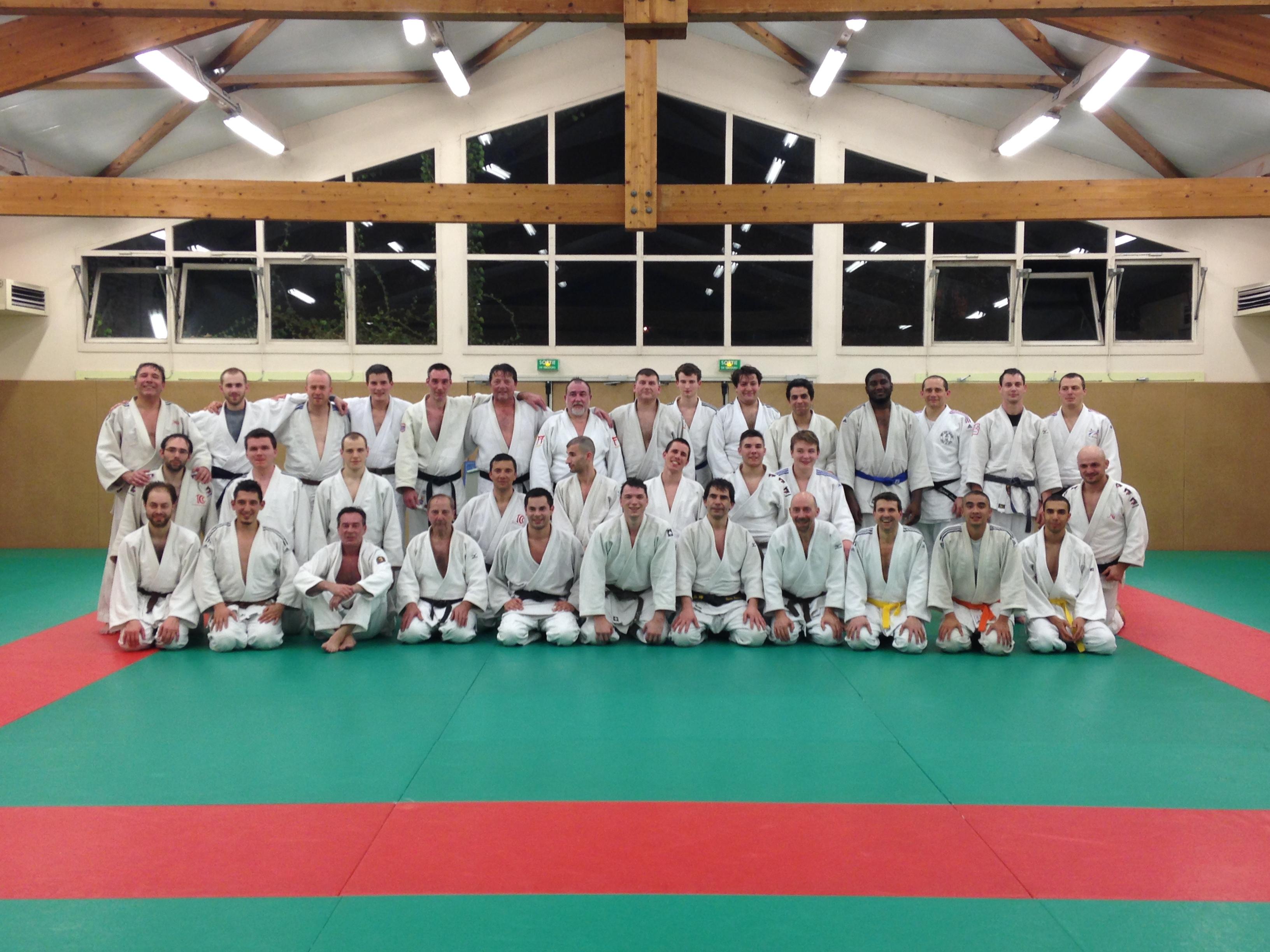 Entraînement collectif avec Bry-sur-Marne le mardi 11 Mars 2014