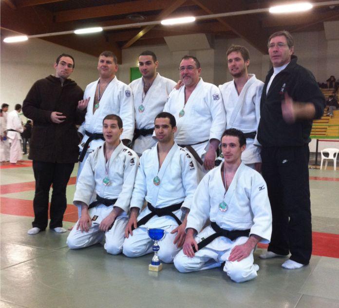 L'équipe de Charenton 3ème aux 2ème DIV 2010
